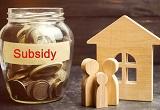 Subsidios para familias pobres